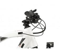 фото руль Электровелосипед Haibike SDURO Trekking 6.0 men 500Wh 20s XT White