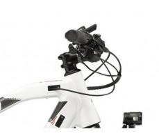 фото руль Электровелосипед Haibike SDURO Trekking 6.0 men 500Wh 20s XT White