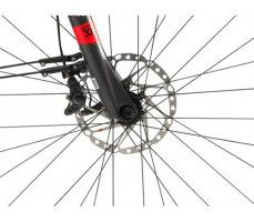 фото тормоза Электровелосипед Haibike SDURO Trekking 6.0 men 500Wh 20s XT Black