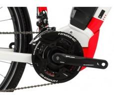 фото педали Электровелосипед Haibike SDURO Trekking 6.0 men 500Wh 20s XT Black