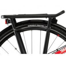 фото багажник Электровелосипед Haibike SDURO Trekking 6.0 men 500Wh 20s XT Black