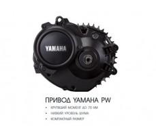 фото привод Электровелосипед Haibike SDURO Trekking 6.0 men 500Wh 20s XT Black