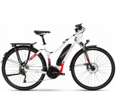 фото Электровелосипед Haibike SDURO Trekking 6.0 women 500Wh 20s XT Black