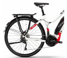 фото сидение Электровелосипед Haibike SDURO Trekking 6.0 women 500Wh 20s XT Black