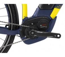 фото педали Электровелосипед Haibike SDURO Trekking 7.0 men 500Wh 11s XT