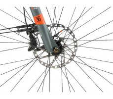 фото тормоза Электровелосипед Haibike SDURO Trekking 8.0 men 500Wh 20s XT