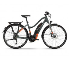Электровелосипед Haibike SDURO Trekking 8.0 women 500Wh 20s XT