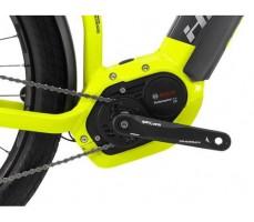 фото педали Электровелосипед Haibike SDURO Trekking 9.0 men 500Wh 11s XT