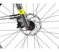 фото тормоза Электровелосипед Haibike SDURO Trekking 9.0 men 500Wh 11s XT