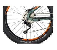 фото заднего колеса электровелосипеда Haibike XDURO AllMtn 8.0 500Wh 20s XT