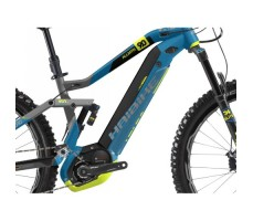 фото рамы электровелосипеда Haibike XDURO AllMtn 9.0 500Wh 11s XT