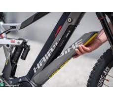фото рама Электровелосипед Haibike XDURO NDURO 10.0 500Wh 8s EX1