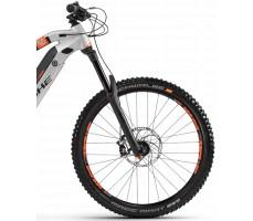 фото амортизатор, руль Электровелосипед Haibike XDURO NDURO 8.0 500Wh 11s NX