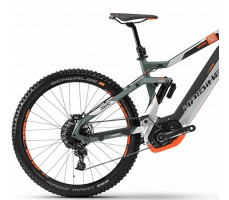 фото сидение. переключатель Электровелосипед Haibike XDURO NDURO 8.0 500Wh 11s NX