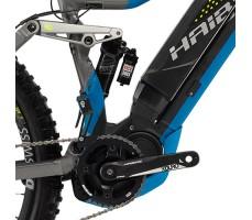 фото амортизация Электровелосипед Haibike XDURO NDURO 9.0 500Wh 20s XT