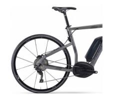 фото заднего колеса электровелосипеда Haibike XDURO Urban 4.0 500Wh 11s XT