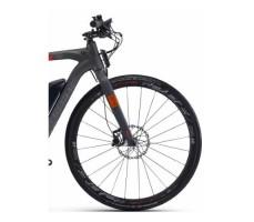 фото переднего колеса электровелосипеда Haibike XDURO Urban S 5.0 500Wh 11s Rival