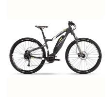 Электровелосипед Haibike HardNine 4.0 400Wh 9-Sp Acera Gray