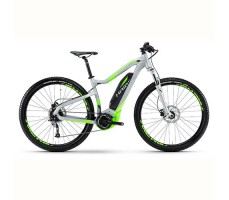 Электровелосипед Haibike HardNine 4.0 400Wh 9-Sp Acera White
