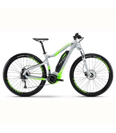 Электровелосипед Haibike HardNine 4.0 400Wh 9-Sp Acera White | Купить, цена, отзывы