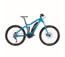 Электровелосипед Haibike Sduro AllMtn 5.0 400Wh 10-Sp SLX Blue