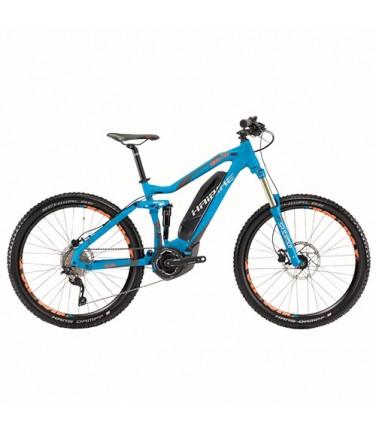 Электровелосипед Haibike Sduro AllMtn 5.0 400Wh 10-Sp SLX Blue | Купить, цена, отзывы