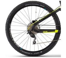 фото колеса электровелосипеда Haibike SDURO FullNine 5.0 400Wh 10-Sp Deore Black