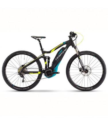 Электровелосипед Haibike SDURO FullNine 5.0 400Wh 10-Sp Deore Black | Купить, цена, отзывы