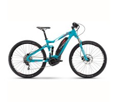 Электровелосипед Haibike SDURO FullNine 5.0 400Wh 10-Sp Deore Blue