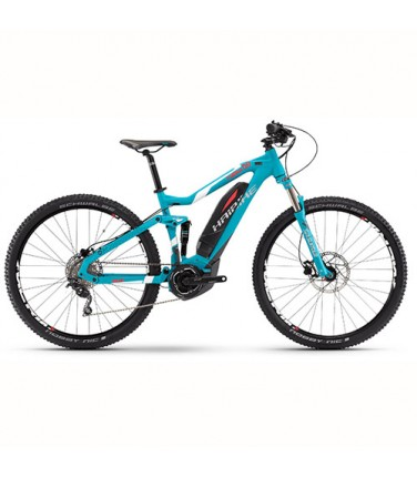 Электровелосипед Haibike SDURO FullNine 5.0 400Wh 10-Sp Deore Blue | Купить, цена, отзывы