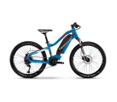 Электровелосипед Haibike Sduro HardFour 2.0 400Wh 9s Altus Blue