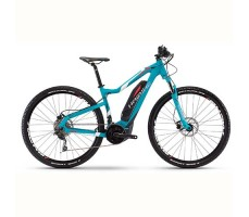 Электровелосипед Haibike Sduro HardNine 5.0 400Wh 20-Sp Deore Blue