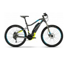 Электровелосипед  Haibike SDURO HardSeven 3.5 500Wh 20s Deore Lime