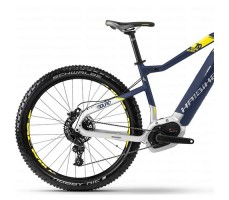 Электровелосипед Haibike SDURO HardSeven 7.0 500Wh 11s NX Blue