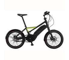 Электровелосипед Winora Radius Urban Black