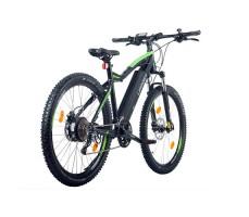 фото велогибрида Leisger MI5 500W вид сзади
