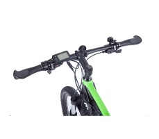 фото руля велогибрида Leisger MI5 500W