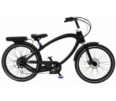 Электровелосипед Pedego Super Cruiser Black
