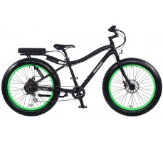Электровелосипед Pedego Trail Tracker Black-Green