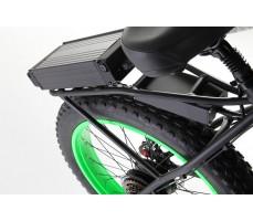 Фото заднего колеса электровелосипеда Pedego Trail Tracker Black-Green