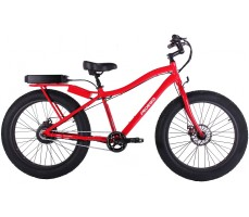 Электровелосипед Pedego Trail Tracker Red
