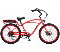 Электровелосипед Pedego Interceptor Classic Orange