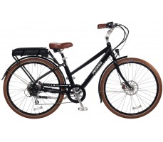 Электровелосипед Pedego City Commuter Black