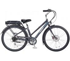 Электровелосипед Pedego City Commuter Steel-Blue