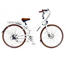 Электровелосипед Pedego City Commuter White