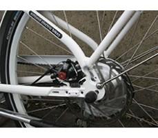 Фото колеса электровелосипеда Pedego City Commuter White