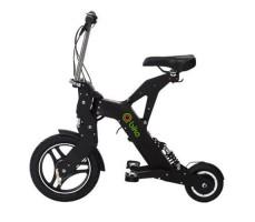 Электровелосипед MAXI Q Black