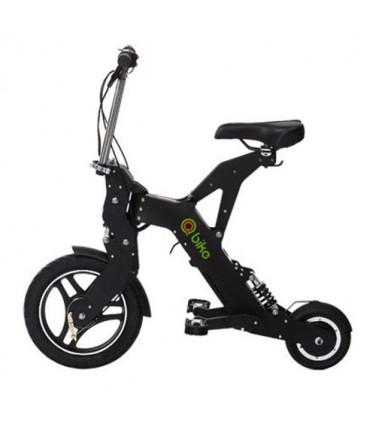 Электровелосипед MAXI Q Black | Купить, цена, отзывы