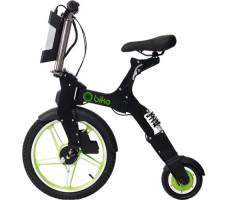 Электровелосипед MINI Q Black