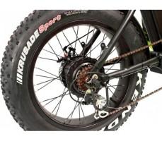 фото колесо Электровелосипед VOLT AGE SPIRIT-F
